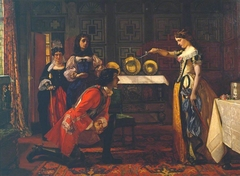 Beatrix Knighting Esmond