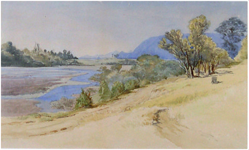 Bishop's Peninsula - Maori Pa