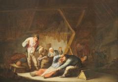 Carousing Peasants