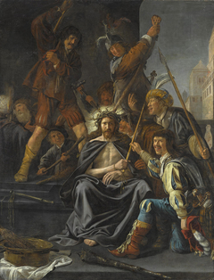 Christ Mocked and Crowned with Thorns