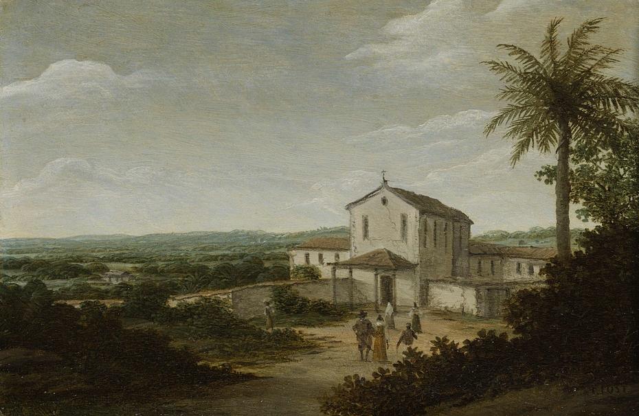 Church Building in Brazil