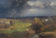 Close of a Stormy Day