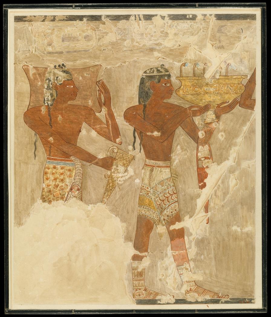 Cretans Bringing Gifts