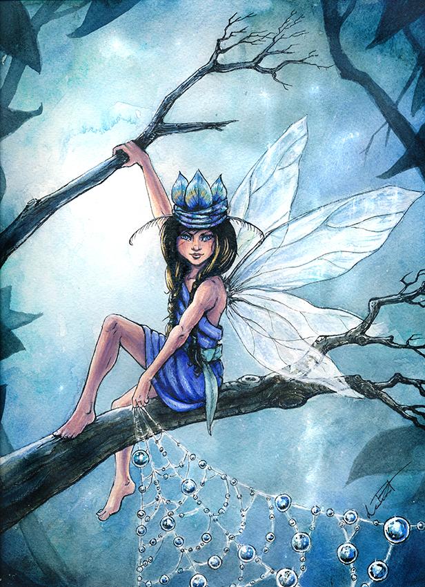 Dawn faerie