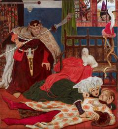 Death of Sir Tristram