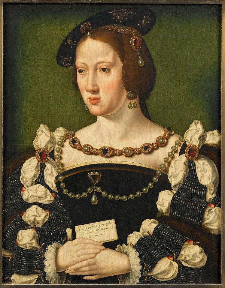 Eléonore d'Autriche (1498-1558), reine de France