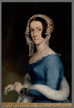 Ellen Lloyd (of Ty Newydd, Llannor, Caernarfonshire)