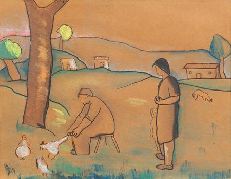 Familia Campesina - The Farmer's Family