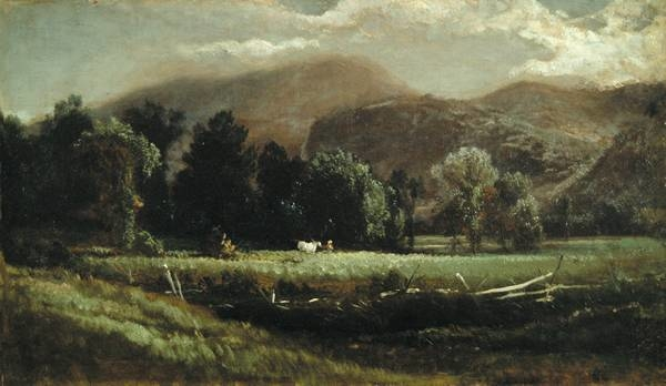 Farm in the Adirondacks