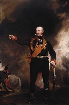 Field-Marshal Gebhardt von Blücher (1742-1819)