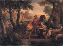 Finding of Romulus and Remus