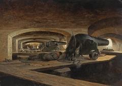 Fort Sumter Gun Gallery, Dec. 8, 1863