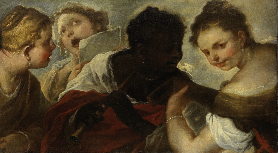 Four Female Musicians
