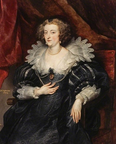 Geneviève d'Urfé, Duchesse de Croy (died before 1656)