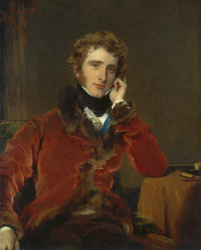 George James Welbore Agar-Ellis, later first Lord Dover