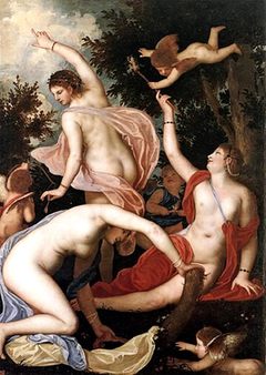Graces and Cupids