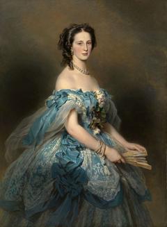Grand Duchess Alexandra Iosifovna of Russia (1830-1911)