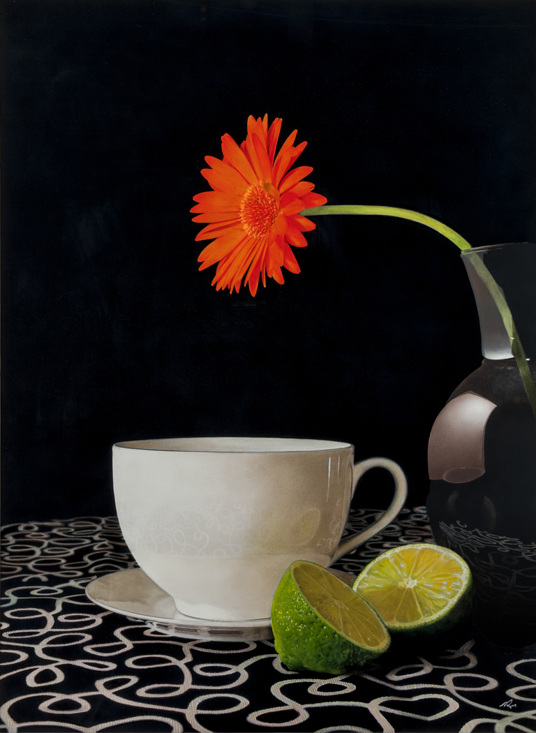 How About a Lime with Your Tea?
