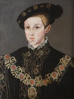 King Edward VI (1537-1553)