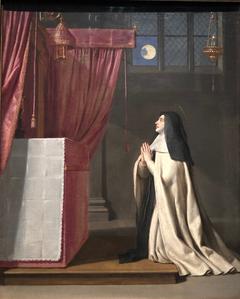 La Vision de sainte Julienne de Cornillon
