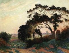 Landscape, Hills of Guérande