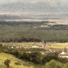 Landscape near Gasny