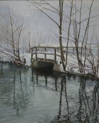 Le petit pont / The small bridge