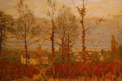 Louveciennes in Autumn