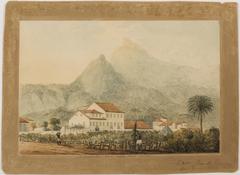 M. Chamberlains House. Catété - Rio de Janeiro