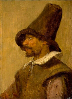 Man with a Pointed Hat