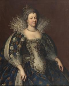 Marie de' Medici Queen of France
