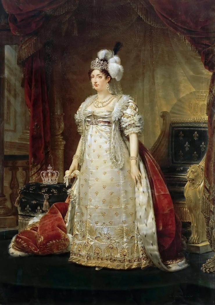 Marie-Thérèse-Charlotte de France, duchesse d'Angoulême, dite Madame Royale (1778-1851)