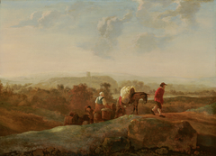 Migrating Peasants in a Southern Landscape