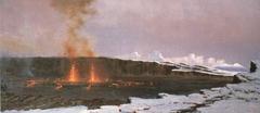 Mokuaweoweo at Top of Mauna Loa