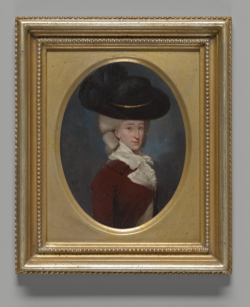 Mrs. Elisha Hutchinson (Margaret Watson) (b.1758)