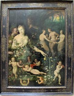 Mythological Allegory