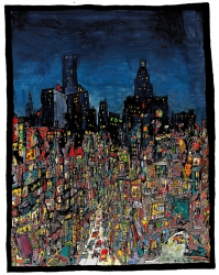 Nightly cityscape_2