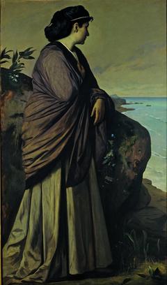 On the Seashore (Modern Iphigenia)