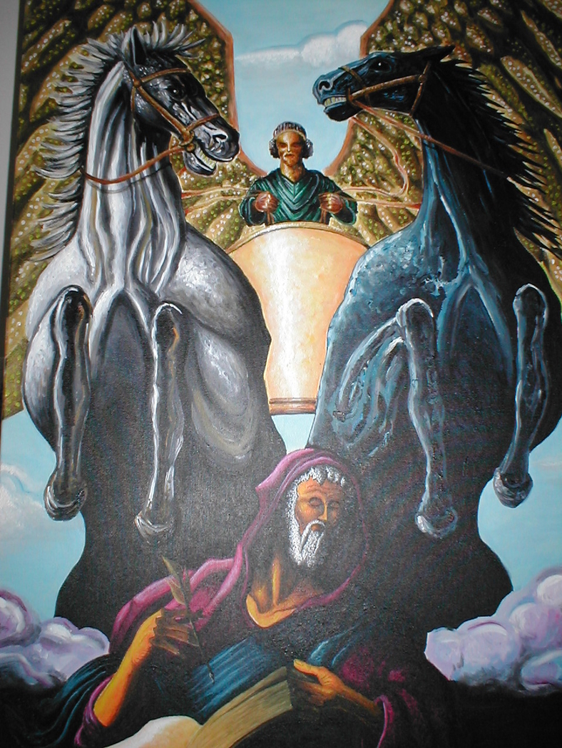 Plato and the Chariot of Soul