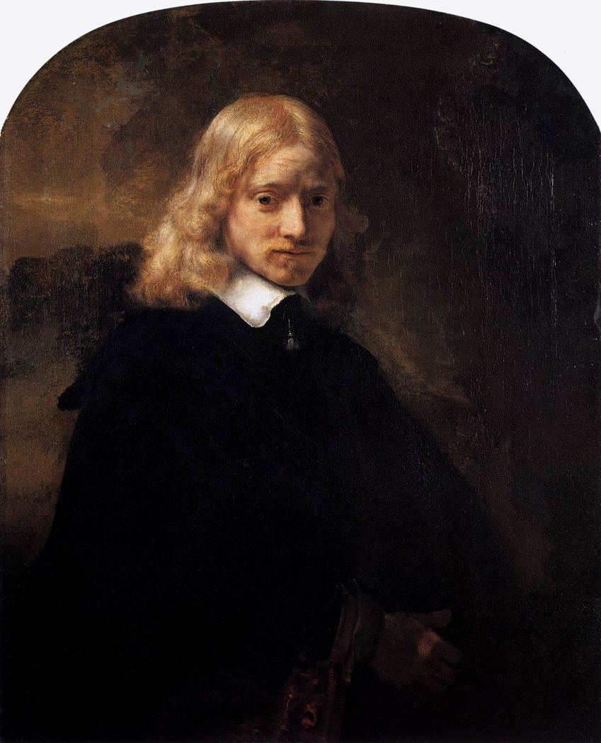 Portrait of a man, possibly Pieter Six