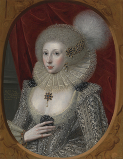 Portrait of a Woman, possibly Elizabeth Pope (ca. 1585; living 1624)