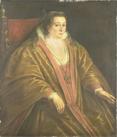 Portrait of a Woman, probably Morosina Morosini, Wife of Marino Grimani, the Doge of Venice