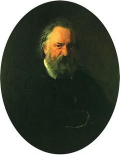 """""""Portrait of Alexander Herzen"""""""