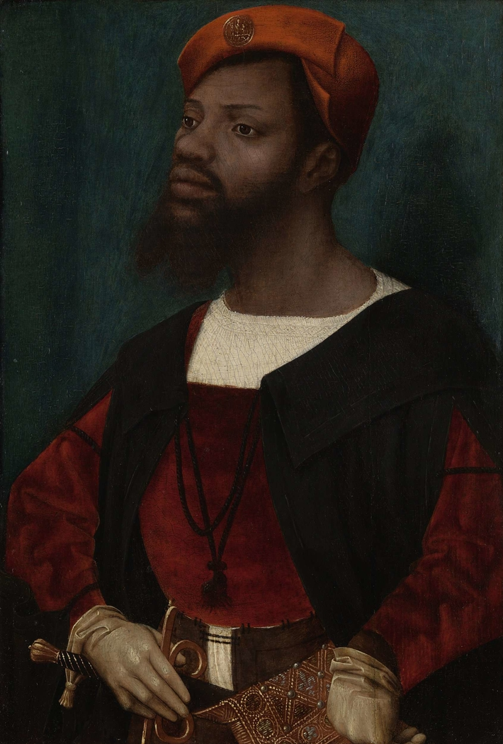 Portrait of an African Man (Christophle le More?)