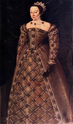 Portrait of Catherine of Medici