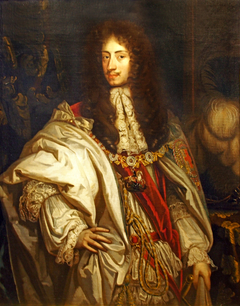 Portrait of Charles II, Elector Palatine
