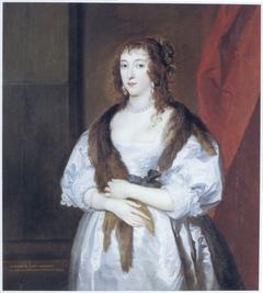 Portrait of Elizabeth Dormer (d.1635), echtgenote van Edward Somerset, 2nd Marquess of Worcester