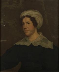 Portrait of Elizabeth Jarvis (the artist's sister)