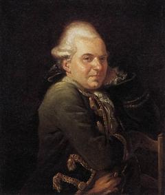 Portrait of François Buron