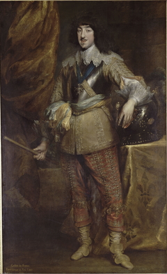 Portrait of Gaston de France